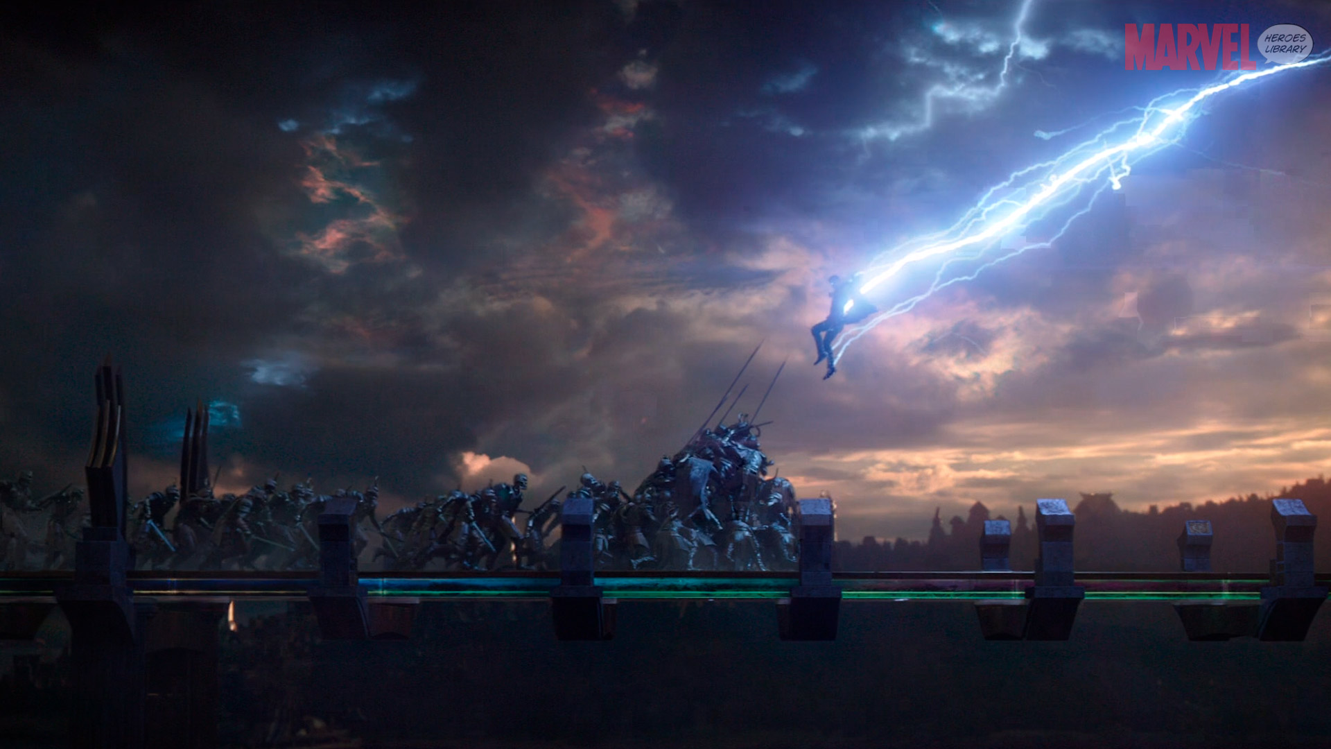 Marvel HD Wallpapers Ragnarok Marvel Heroes Library 1920x1080