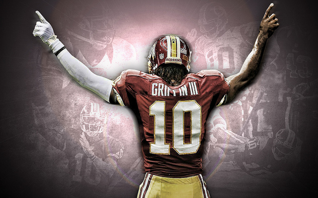 Robert Griffin III Washington Redskins Wallpaper Flickr   Photo 500x313