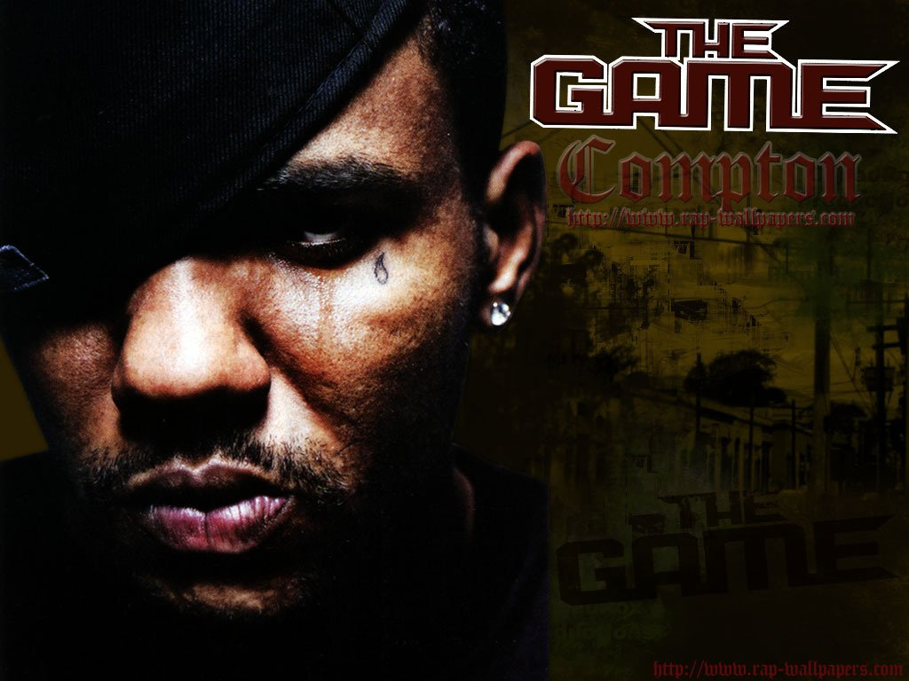The Game   The Game Rapper Wallpaper 3618529 1024x768