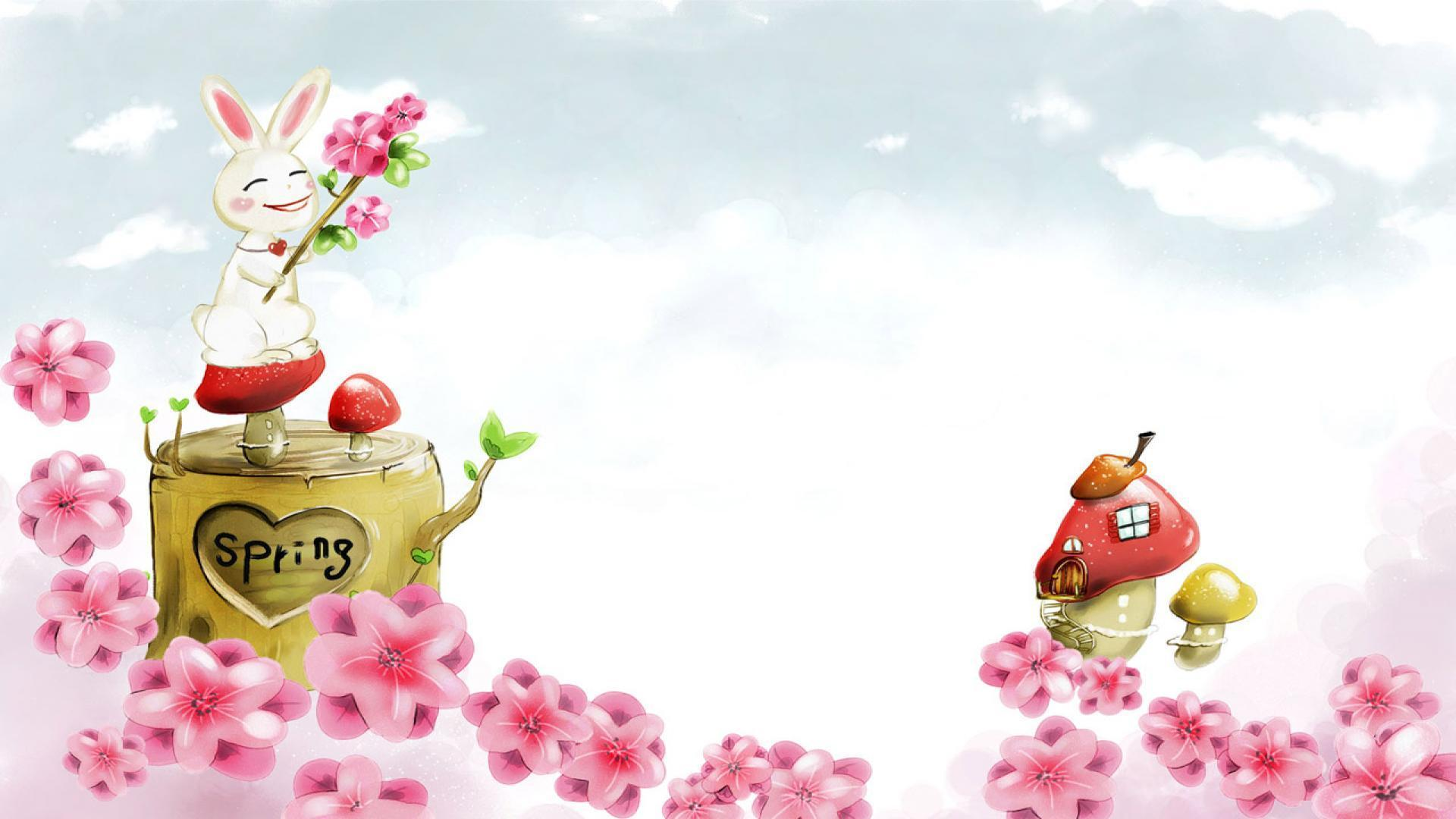 Cute Easter Wallpapers 1920x1080