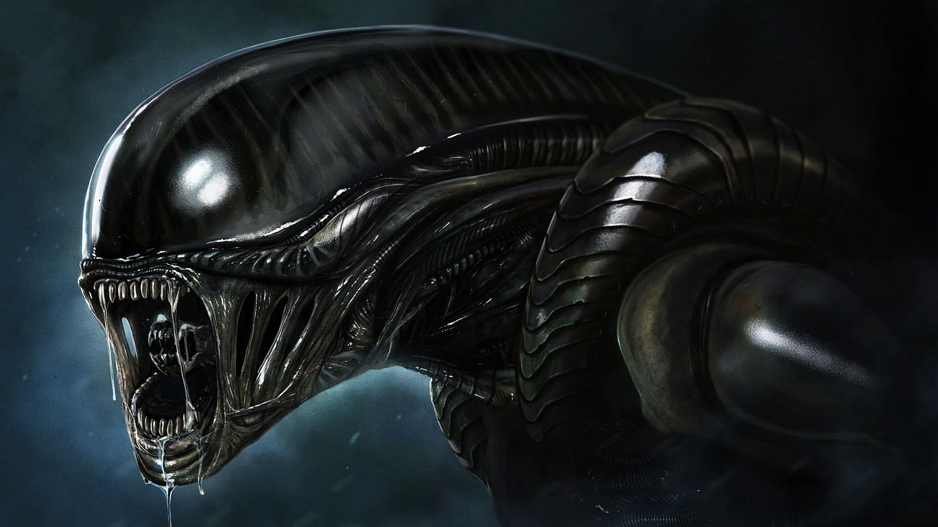 Sci Fi 3d Alien Wallpaper hd cute Wallpapers 1920x1080