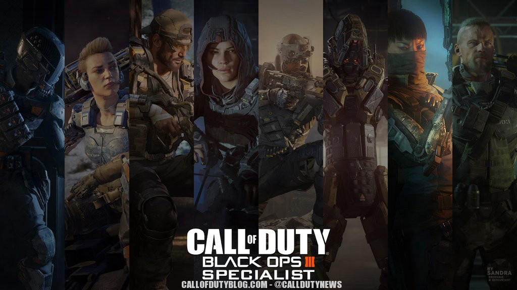 30+ Call Of Duty Bo3 Wallpapers  Images