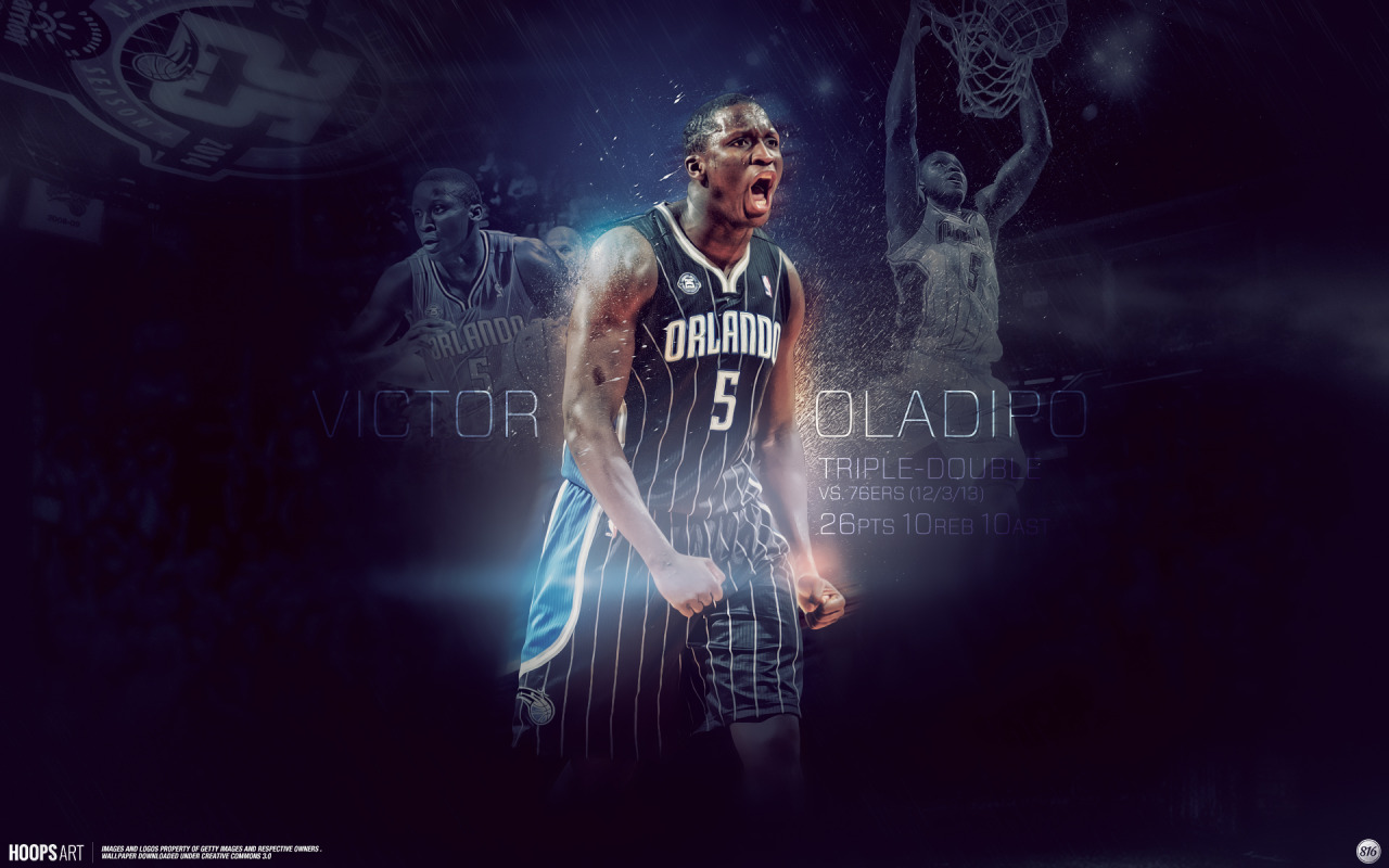 The gallery for    Victor Oladipo Wallpaper 1280x800