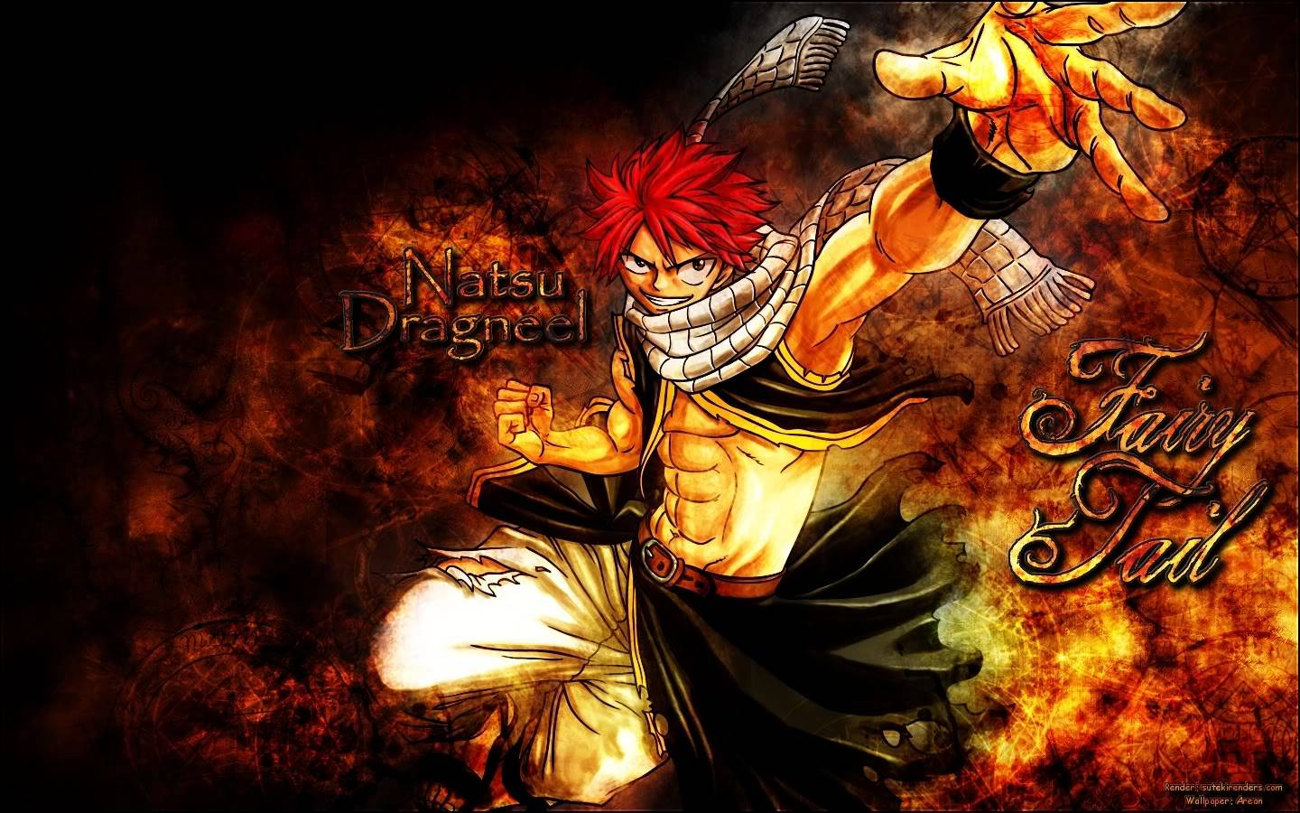 Dragonforce Fairy Tail Natsu   Viewing Gallery 1440x900