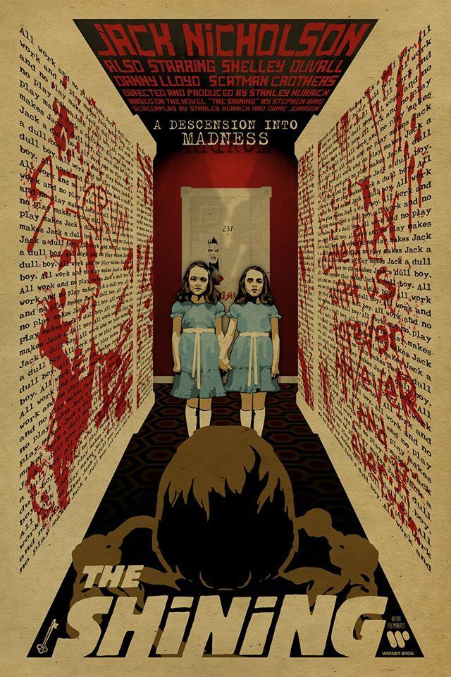 The Shining Type Wallpaper Twin Girls Danny With images The 640x960