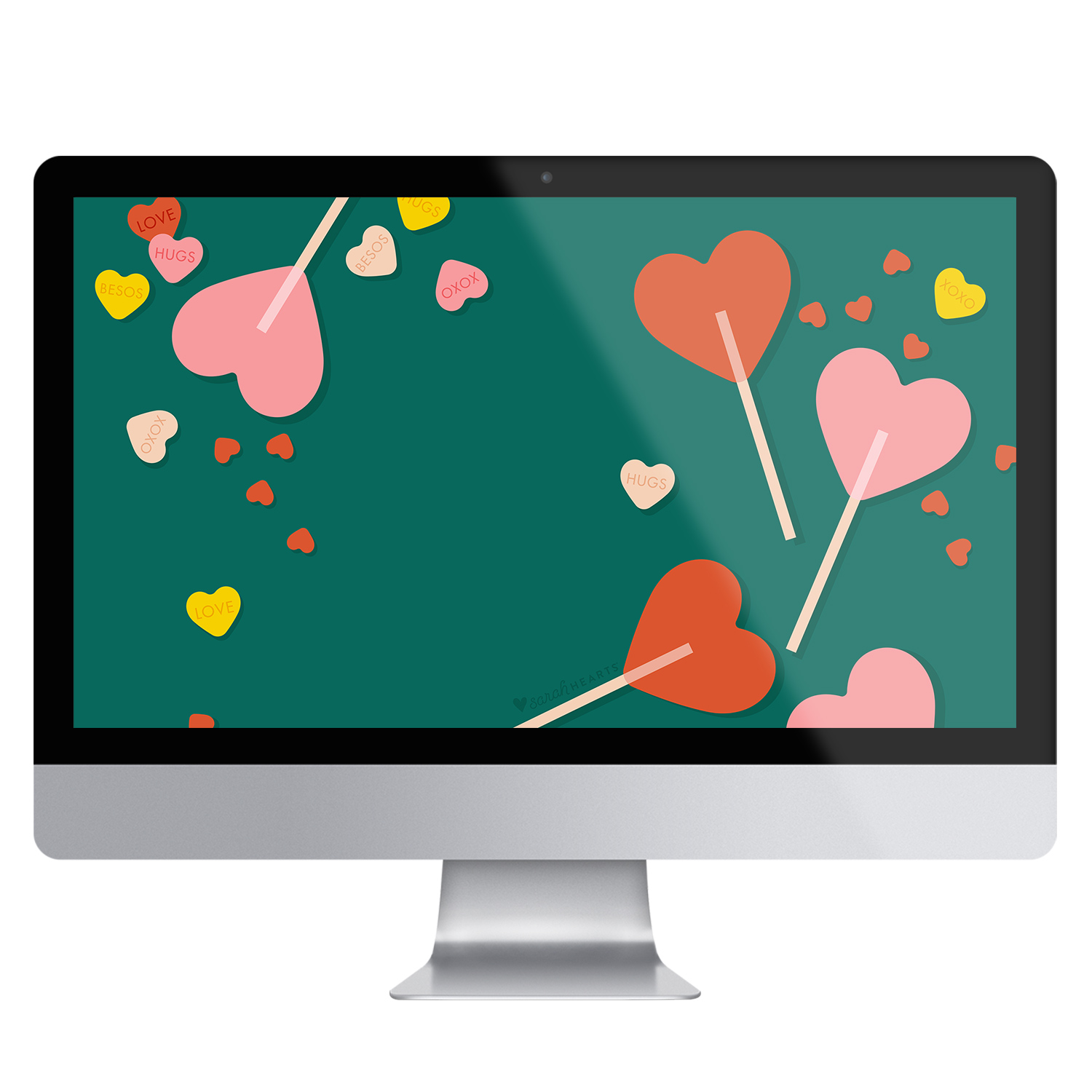 Wallpaper Downloads by Sarah Hearts 1500x1500
