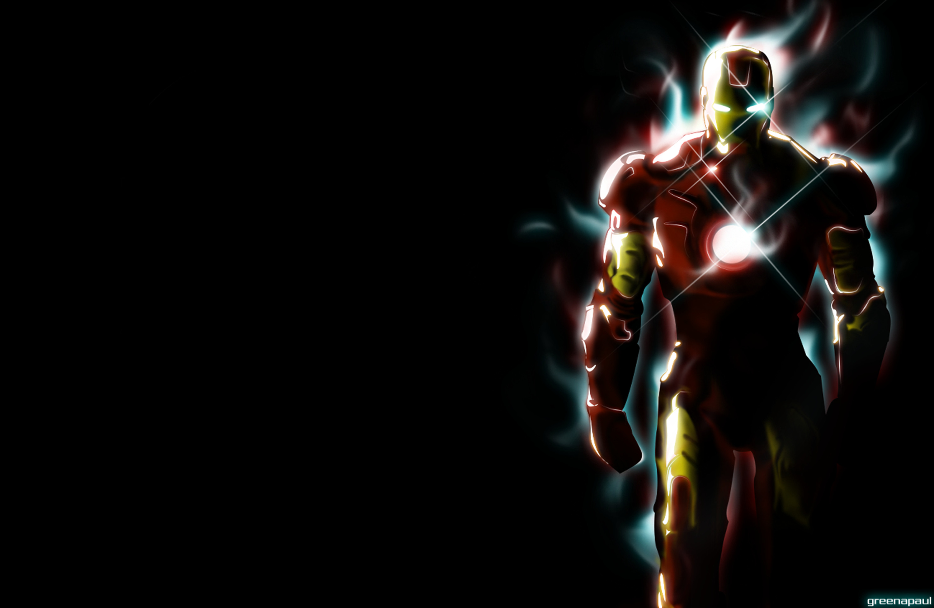 Cool Iron Man Wallpaper Images Pictures   Becuo 3000x1953
