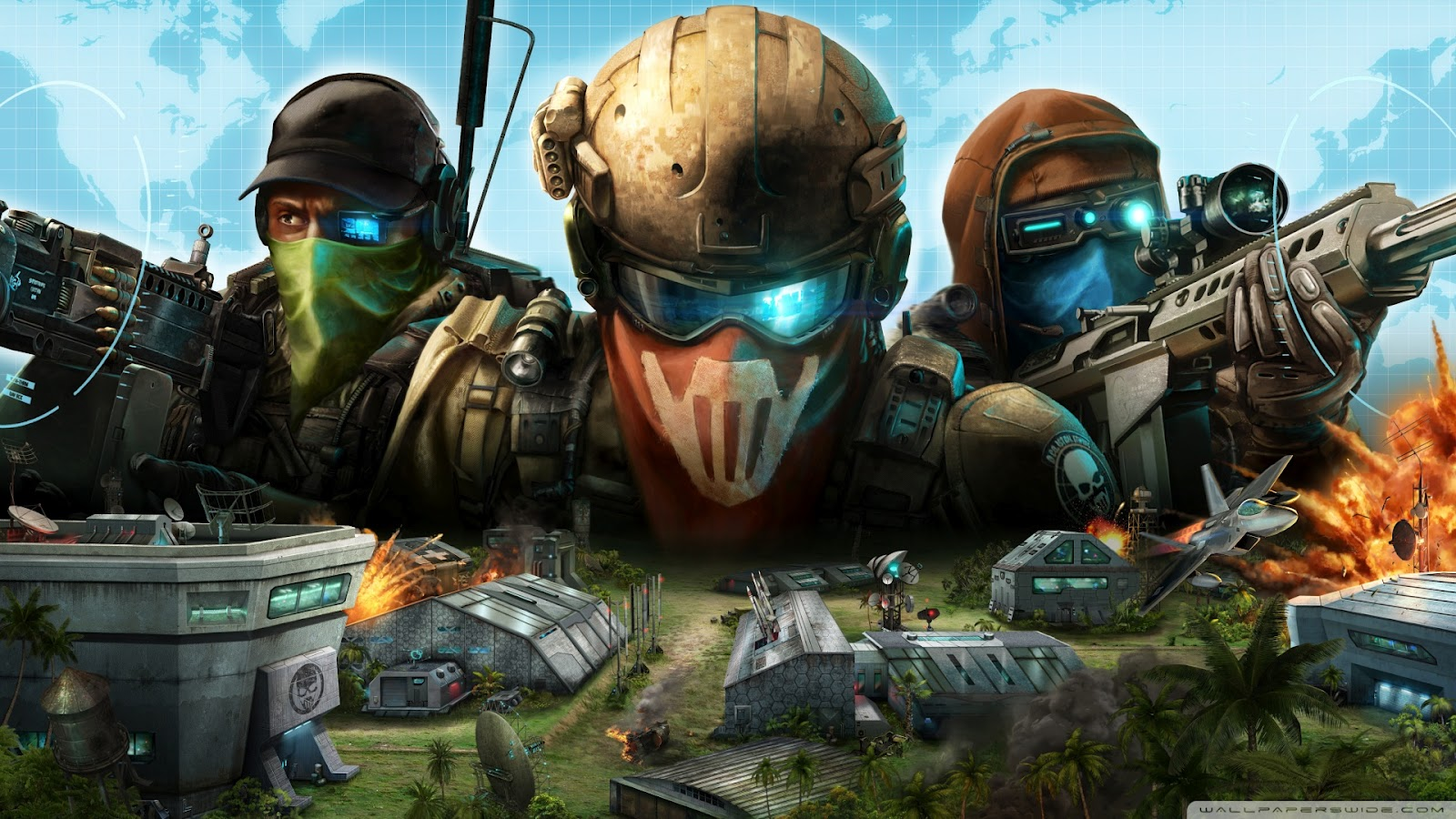 Your Wallpaper Ghost Recon Future Soldier Wallpaper 1600x900