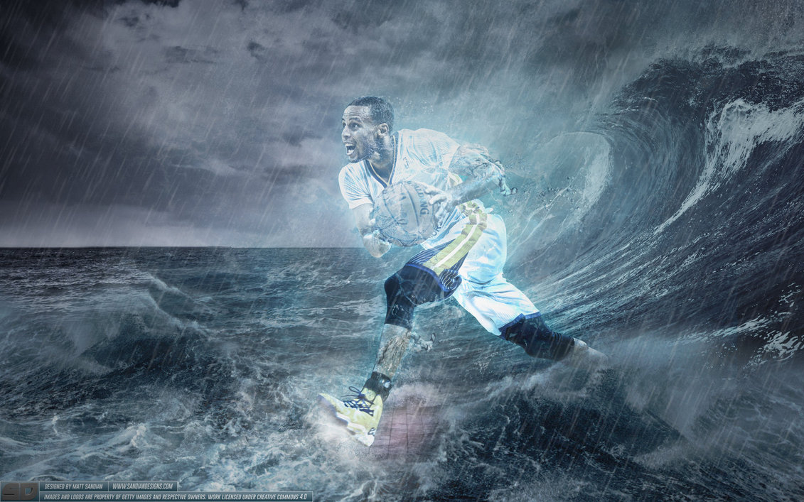 Stephen Curry HD Wallpaper by Sanoinoi 1131x707