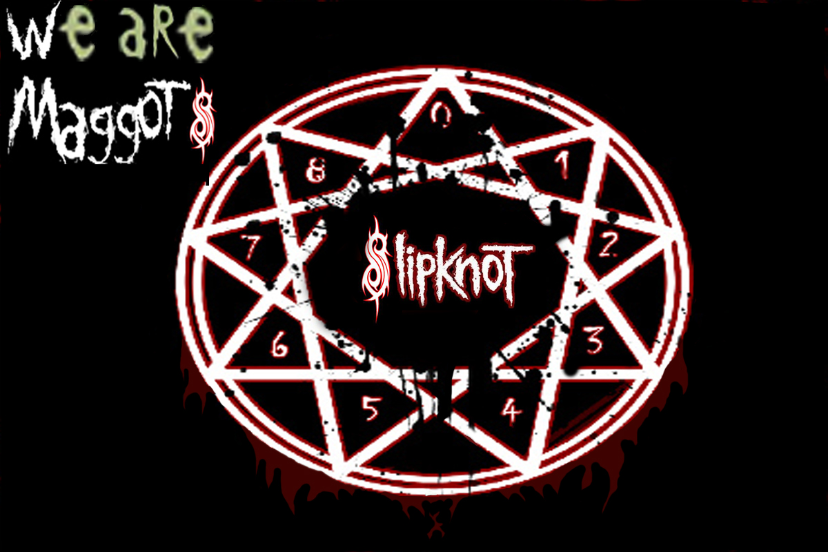 slipknot wallpaper by rejectfromlife 1200x800