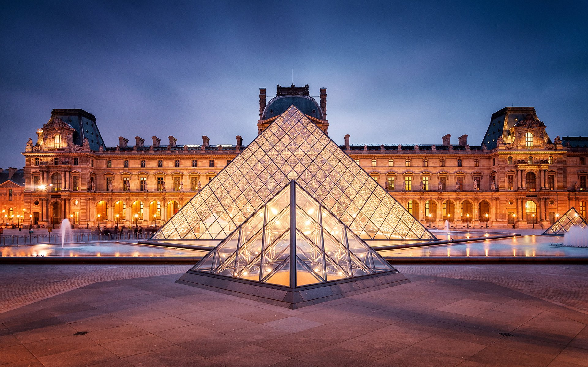 17 The Louvre HD Wallpapers Background Images 1920x1200