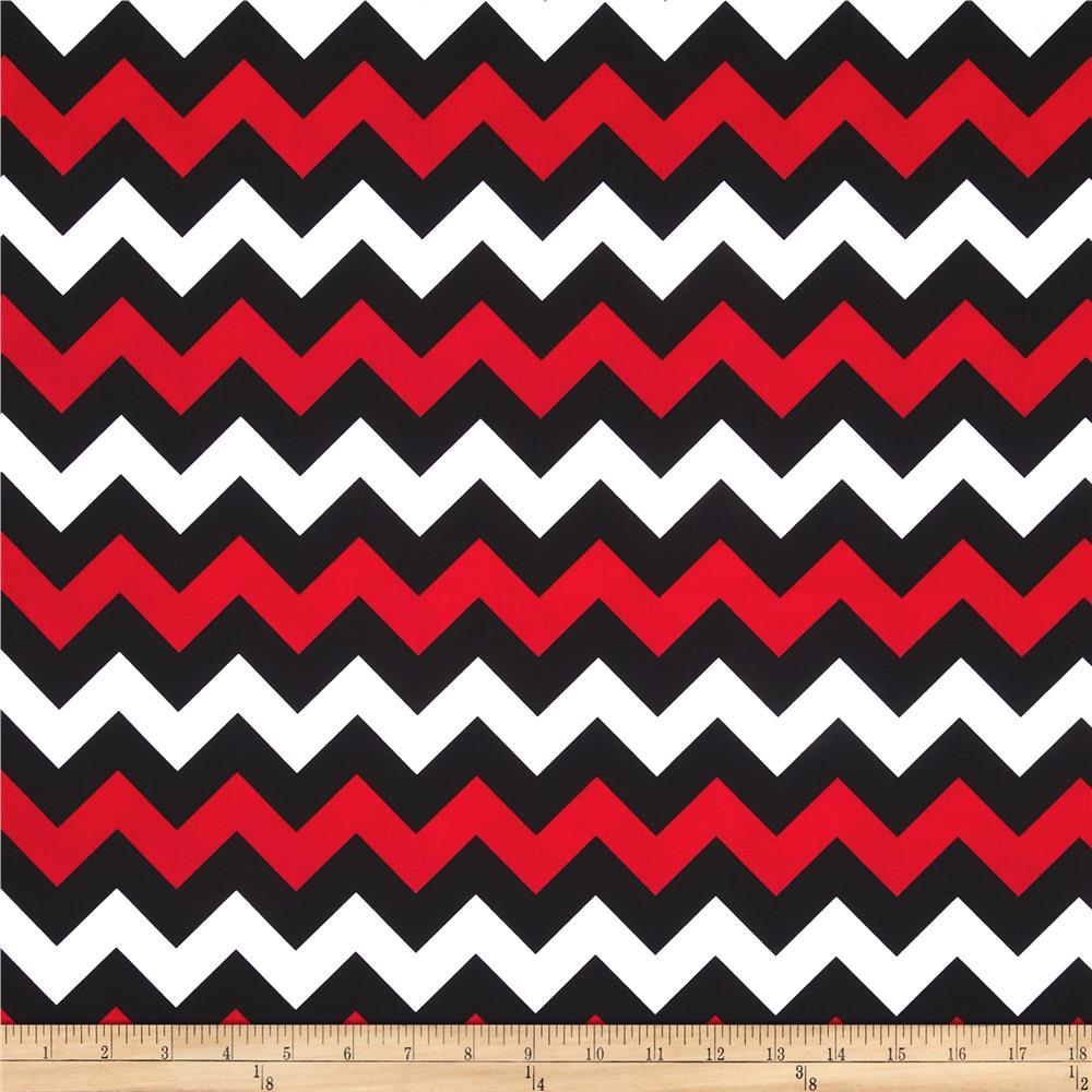 chevron pattern black and white