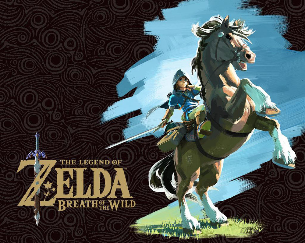 1001x798px Legend Of Zelda Breath Of The Wild Wallpapers