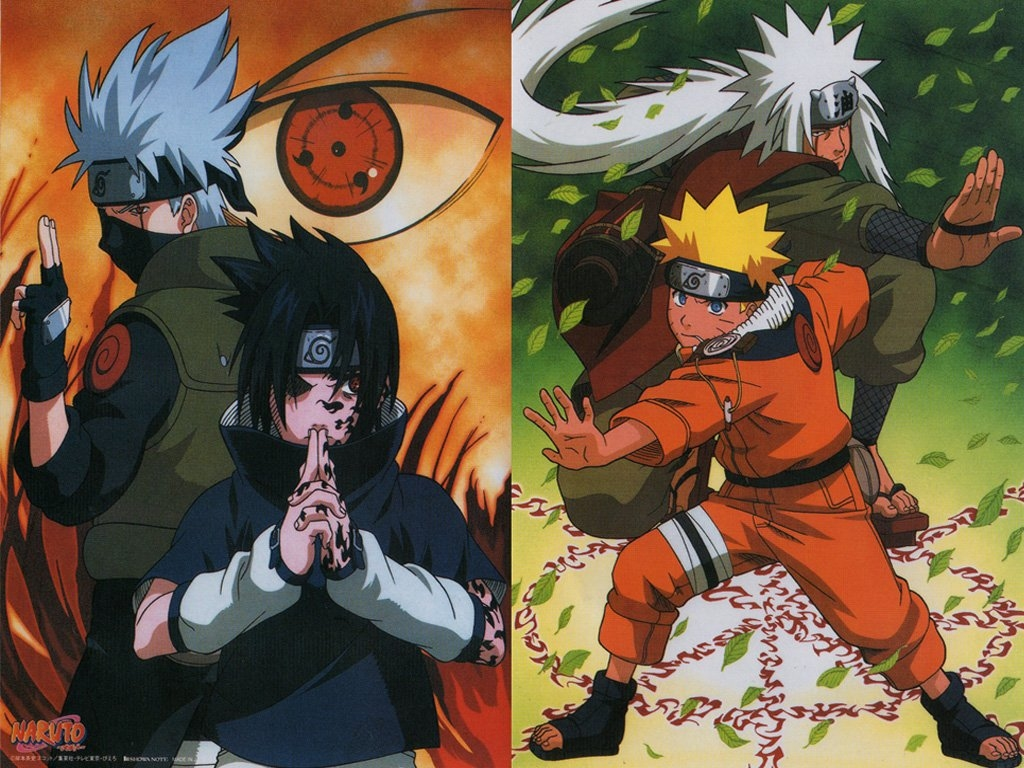 Naruto Wallpaper 800 X 600 Naruto Wallpaper 1024 X 768 1024x768