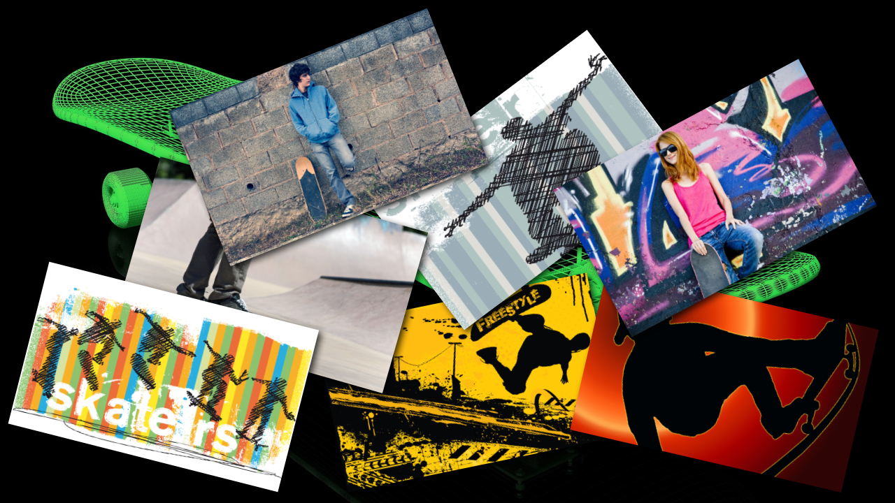 Cool Skateboard Wallpaper PRO   screenshot 1280x720