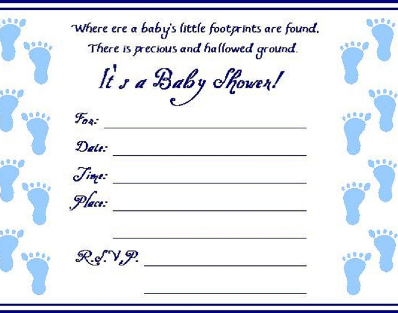 photo regarding Free Printable Baby Shower Invitations for Boys named Kid Mickey Mouse Kid Shower Invites Printable - Site 5