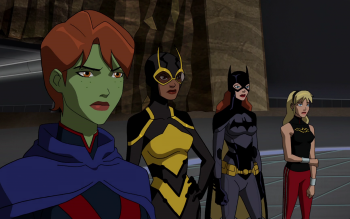15 Young Justice HD Wallpapers Backgrounds 350x219