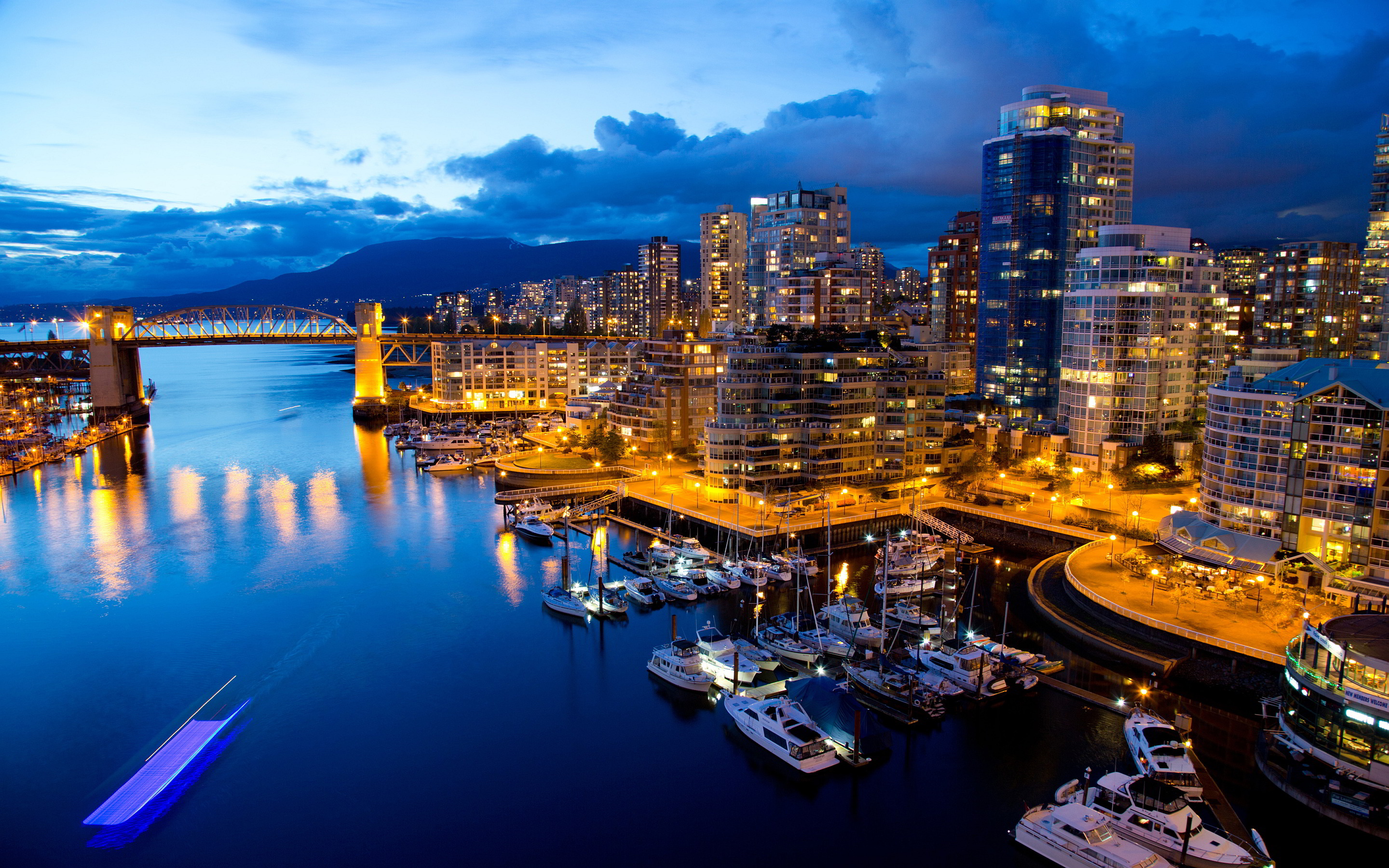 Canada City Wallpapers The Art Mad Wallpapers 2880x1800