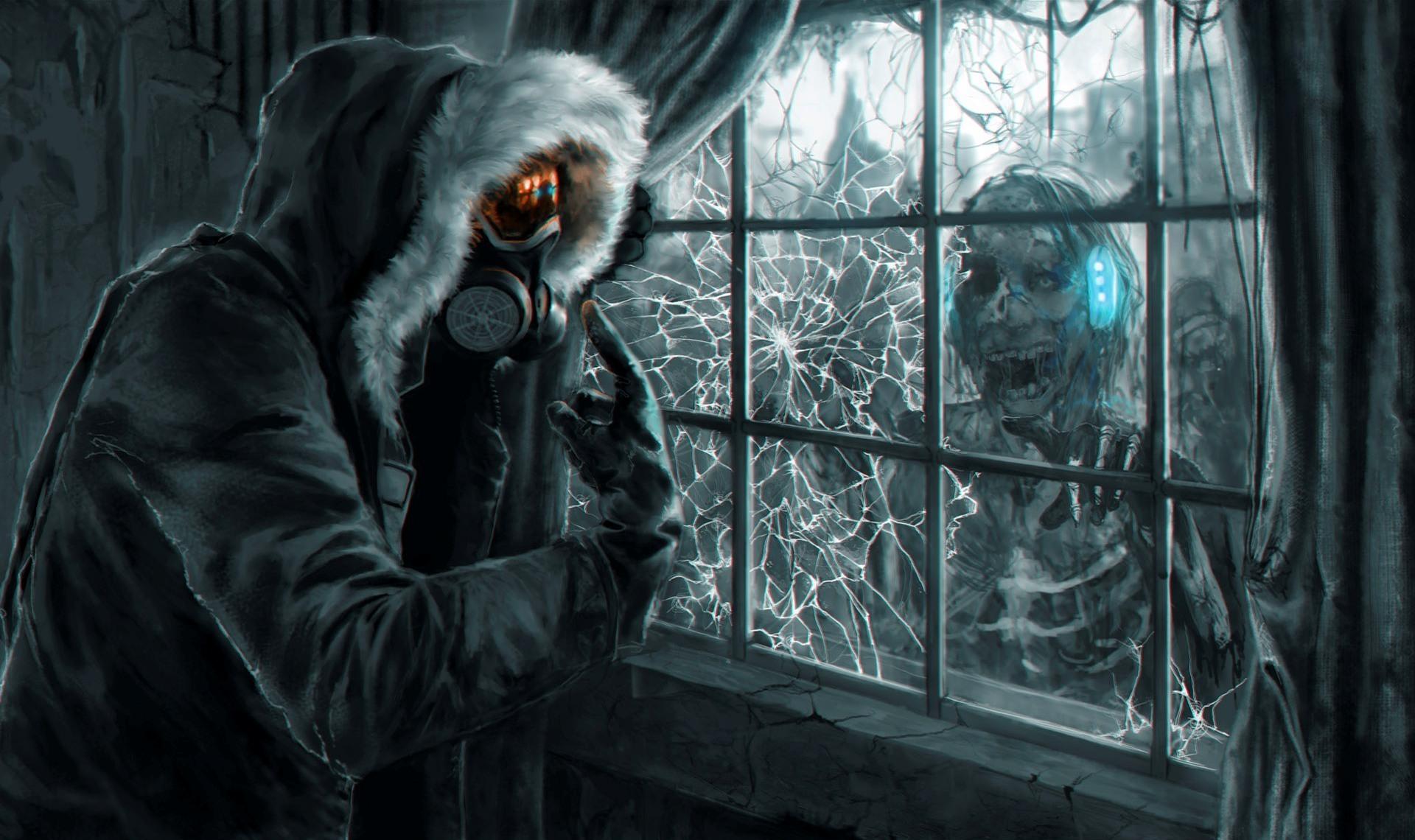 Zombie Apocalypse Wallpaper HD 1920x1140