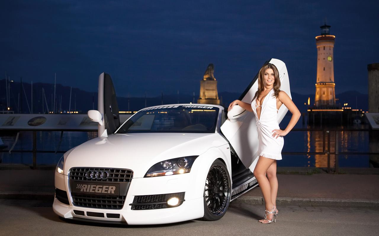 girls cars 1280x800