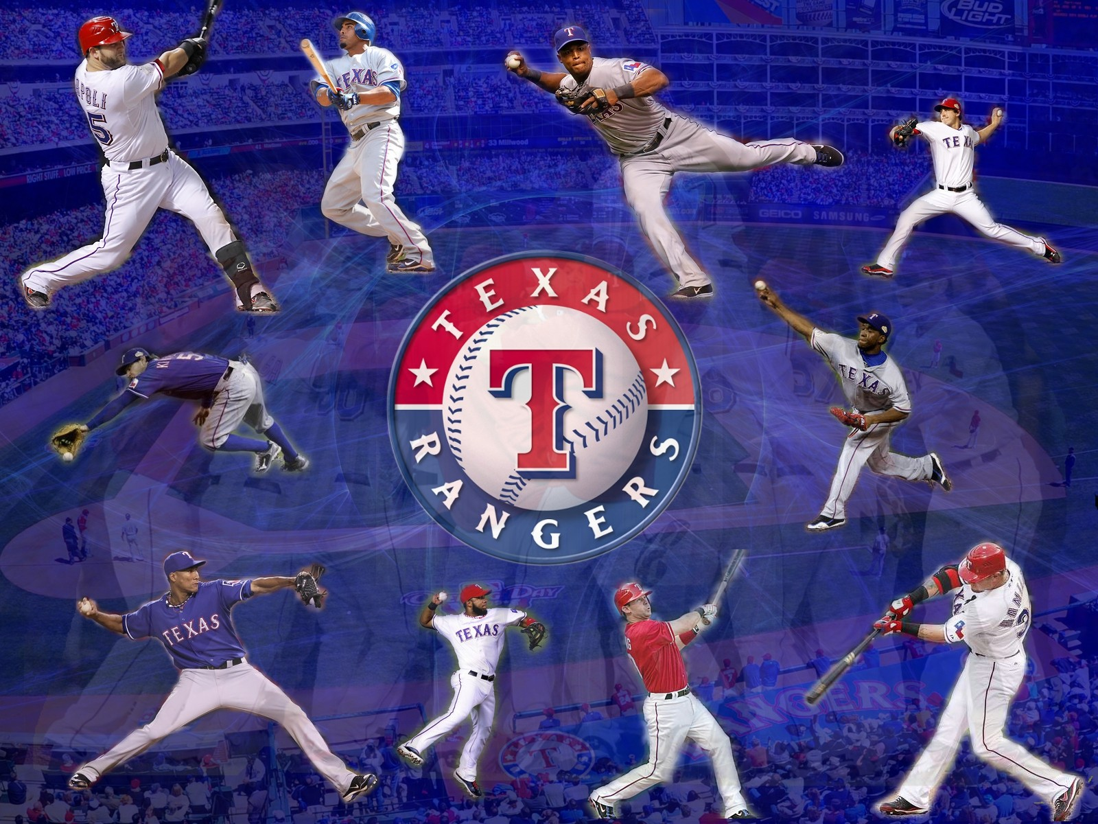 texas rangers wallpapers and screensavers - wallpapersafari