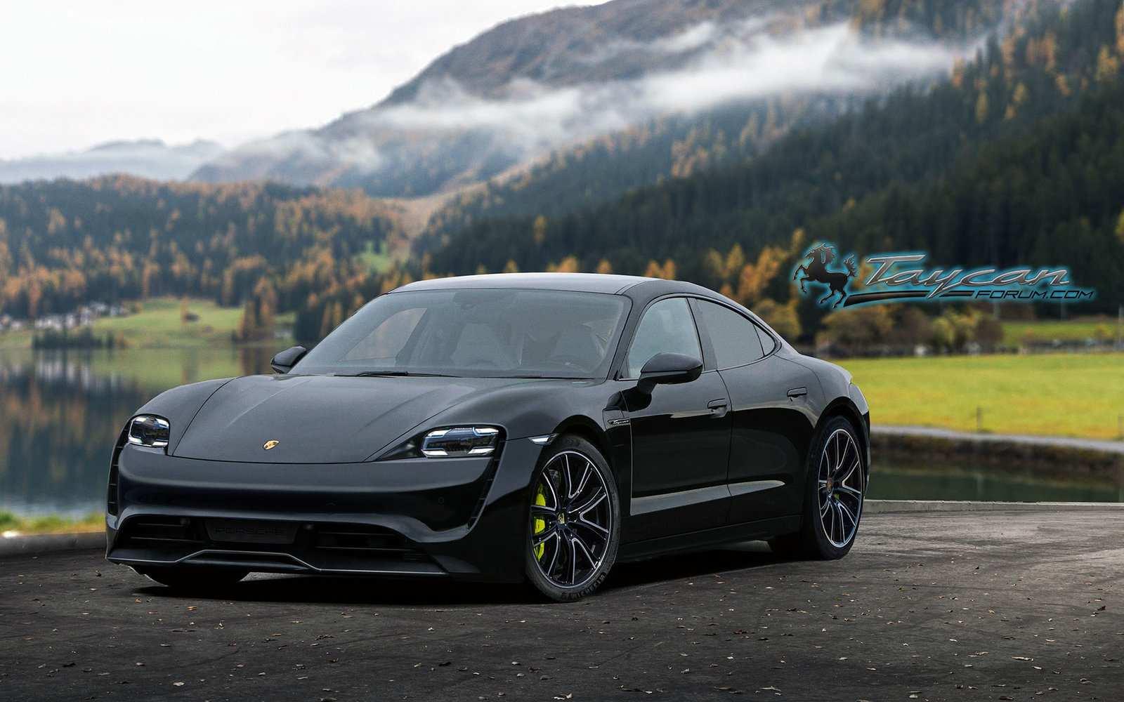 97 Great 2020 Porsche Taycan Wallpaper for 2020 Porsche Taycan 1600x1000