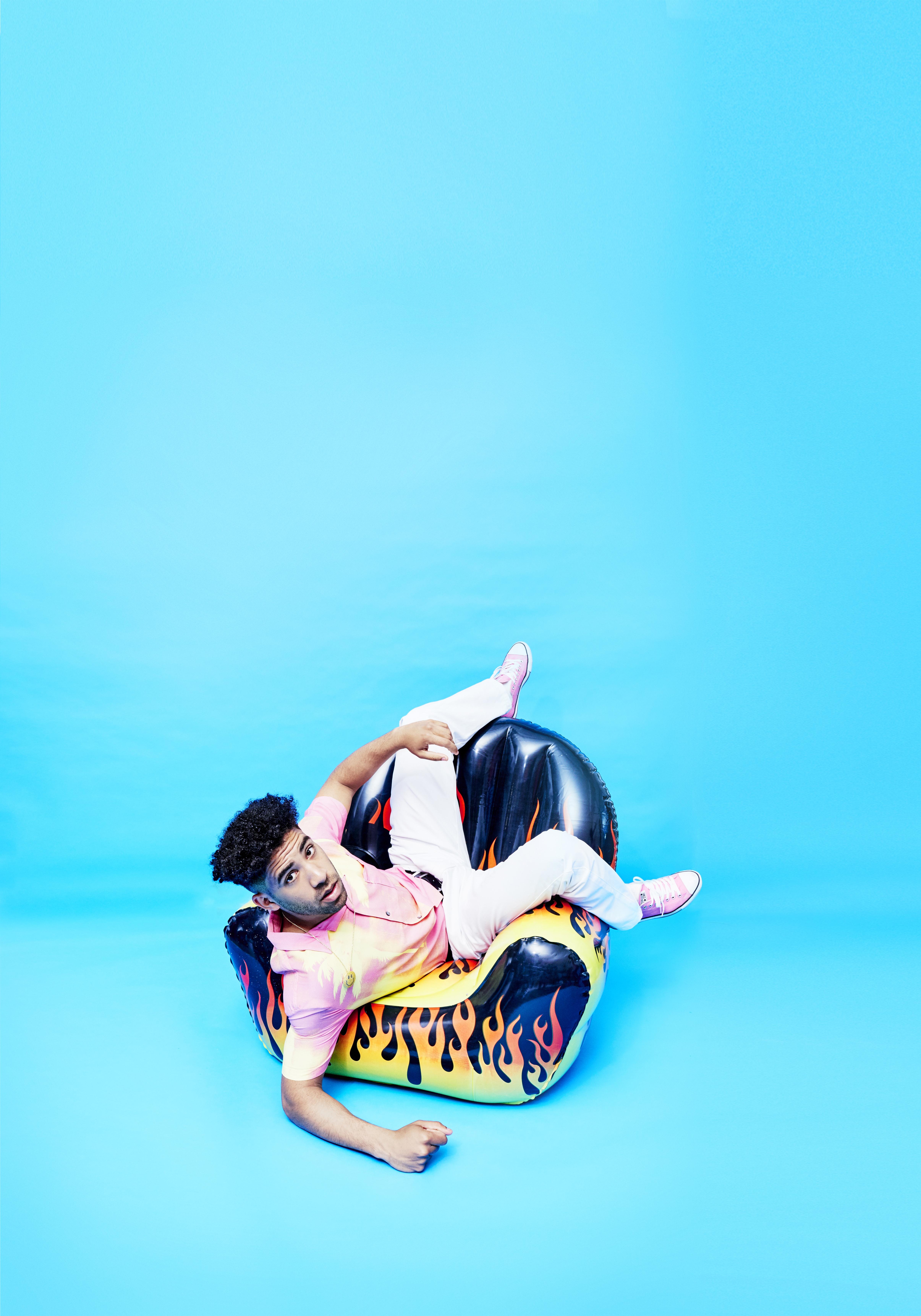 Rapper Super Duper Kyle Proves Jolliness Has A Place In Hip Hop Milk 4822x6889