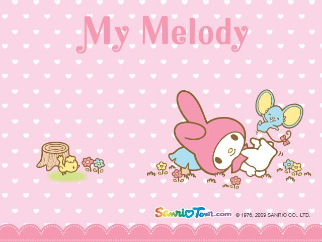 My Melody images My Melody Mini Wallpaper wallpaper photos 6973936 640x480