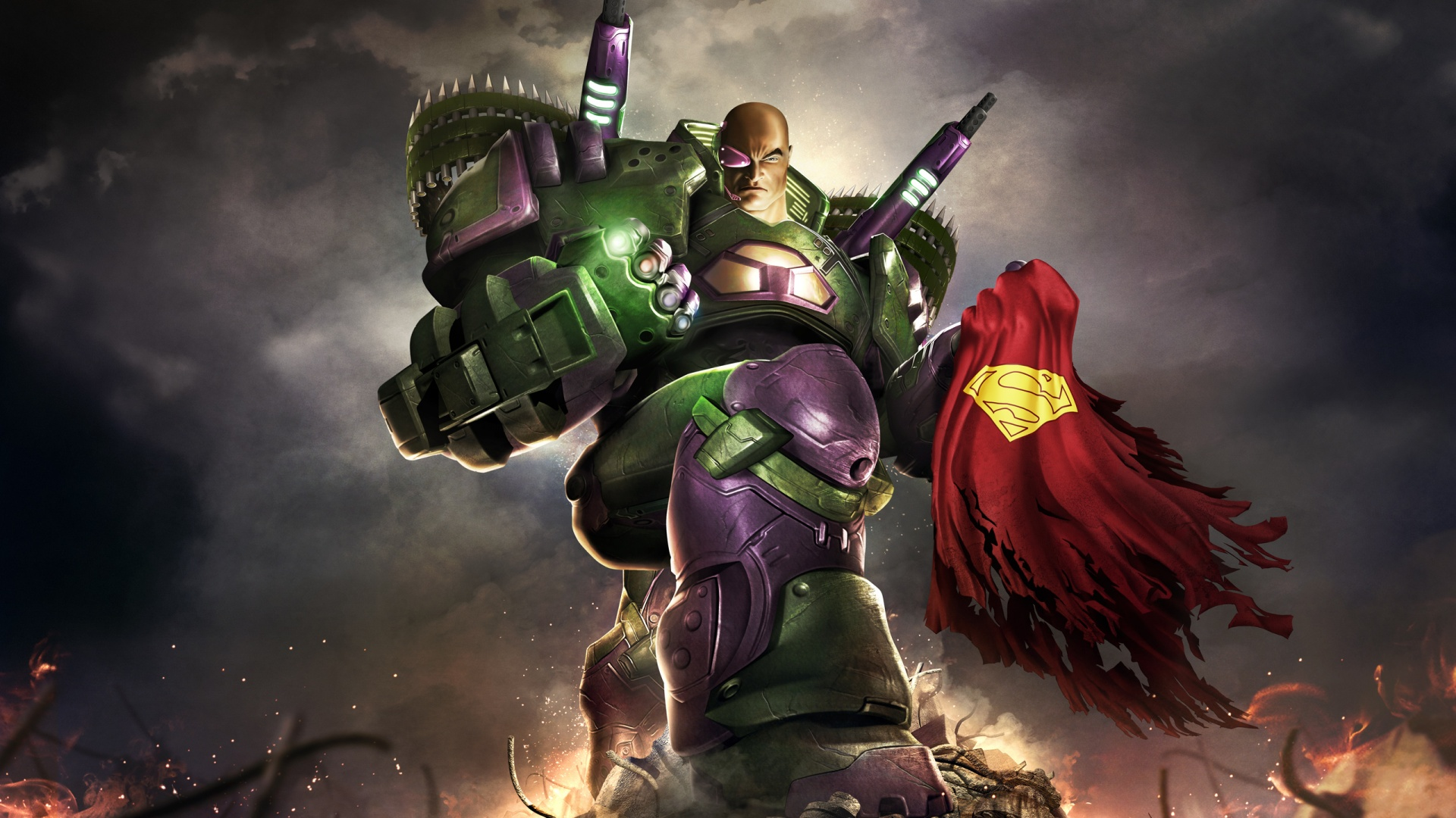 Lex Luthor DC Universe Online Wallpapers HD Wallpapers 1920x1080