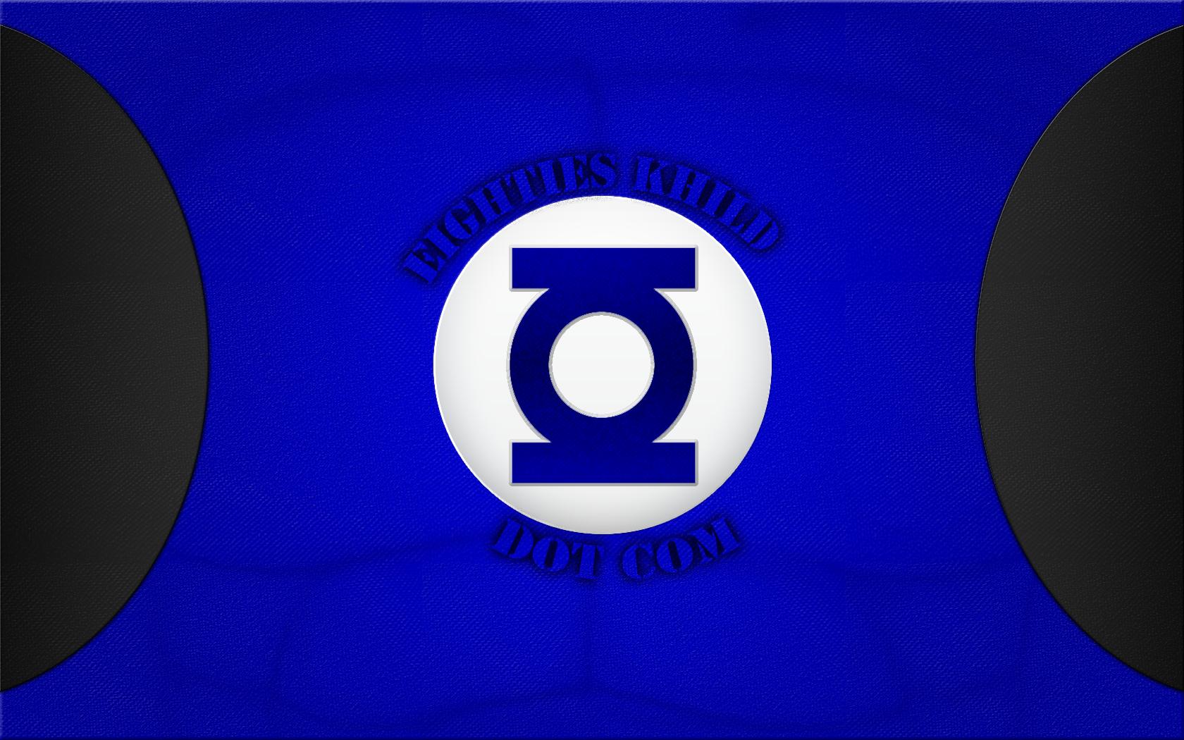 Blue Lantern by eightieskhild 1680x1050