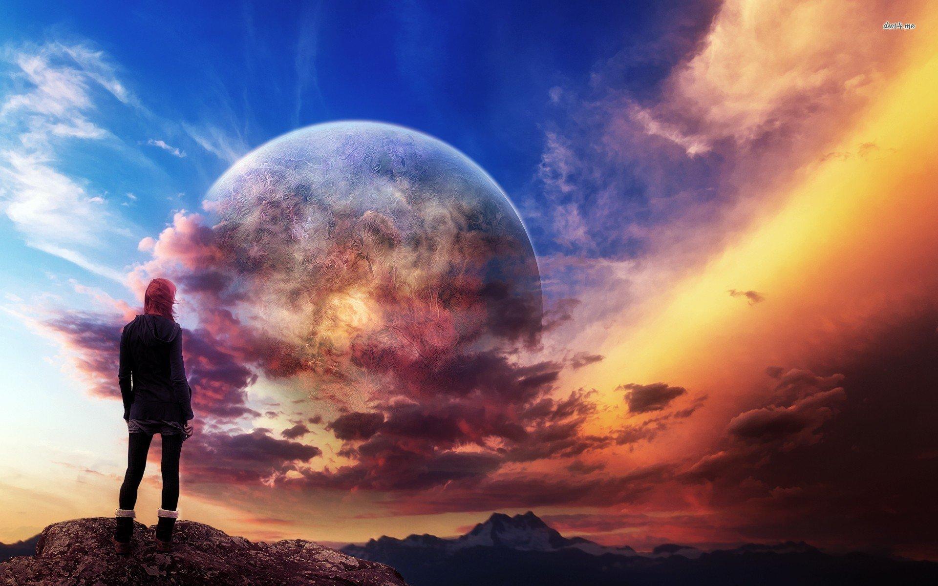 Dreamy planet wallpaper   Fantasy wallpapers   17903 1920x1200