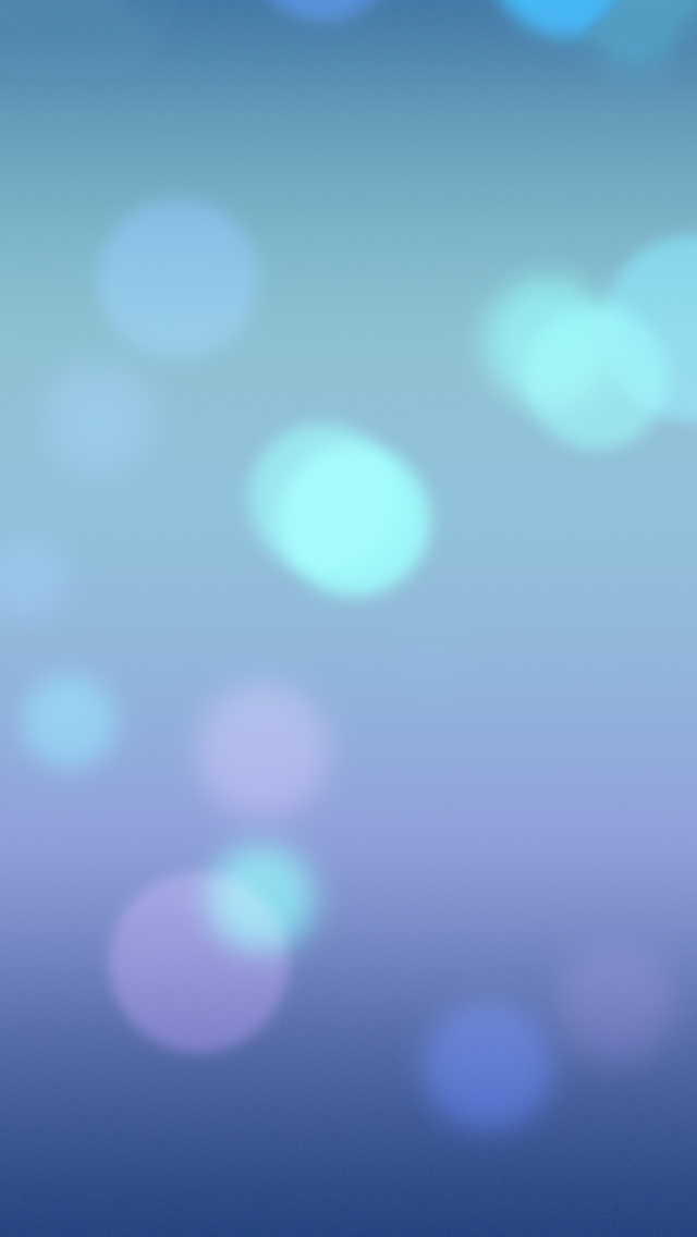 Download the New iOS 7 Wallpaper Backgrounds Here [Images 640x1136