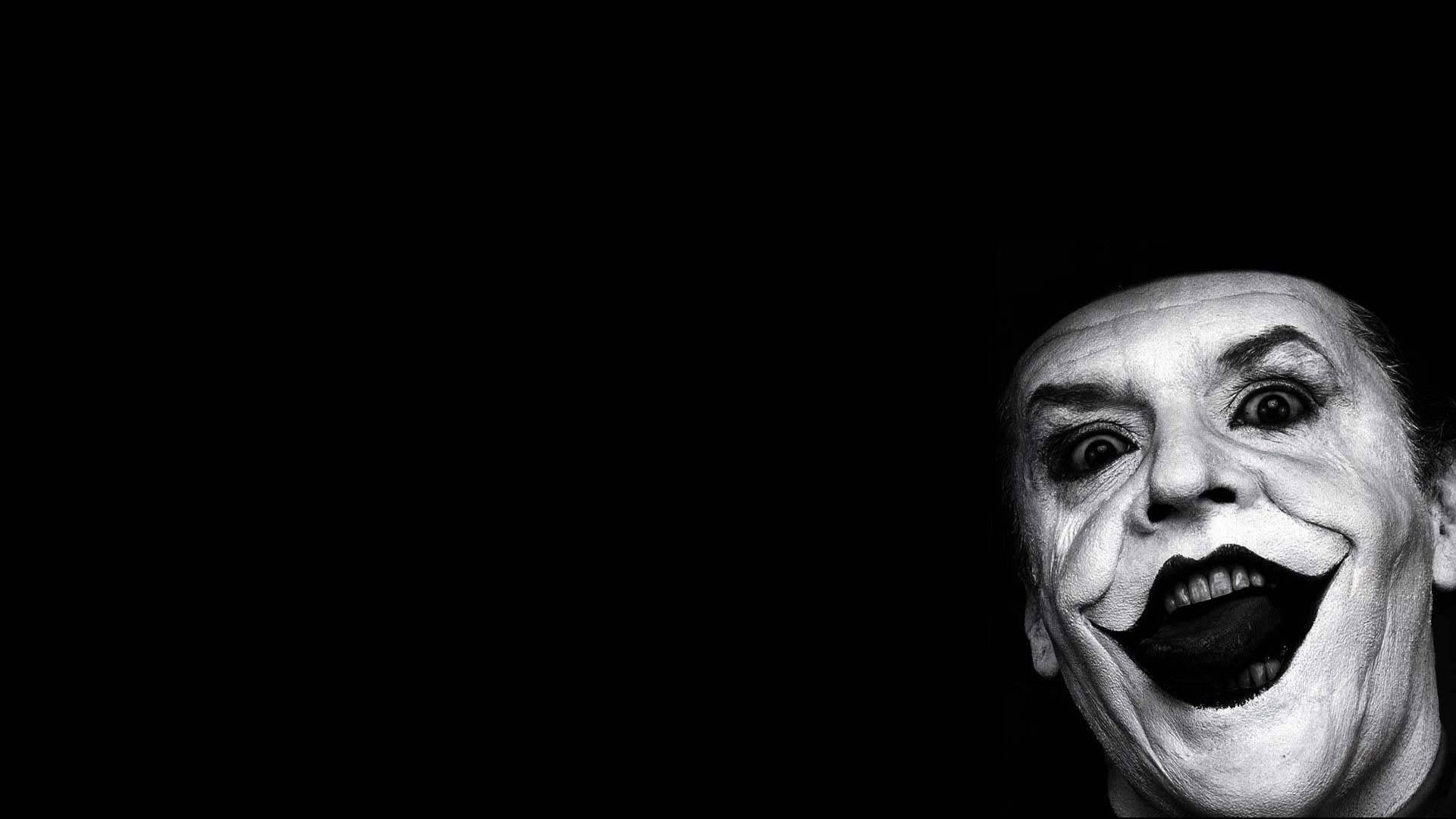 The Joker Laughs Wallpapers 1920x1080