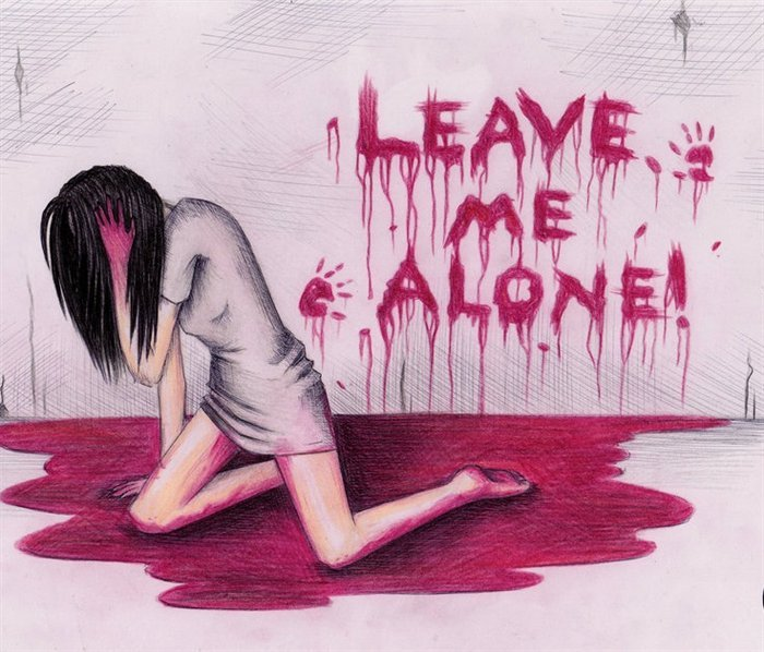 HD WALLPAPERS Leave me alone Pics 700x598