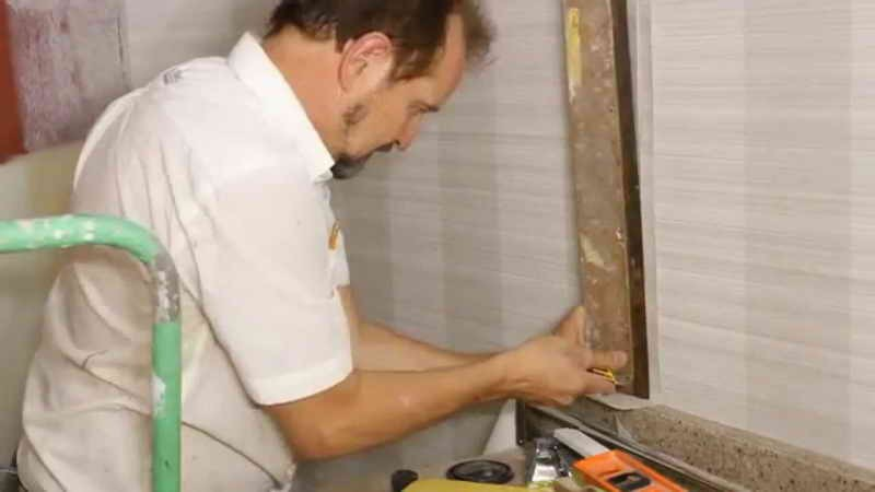 How To Remove Wallpaper Adhesive From Drywall 800x450