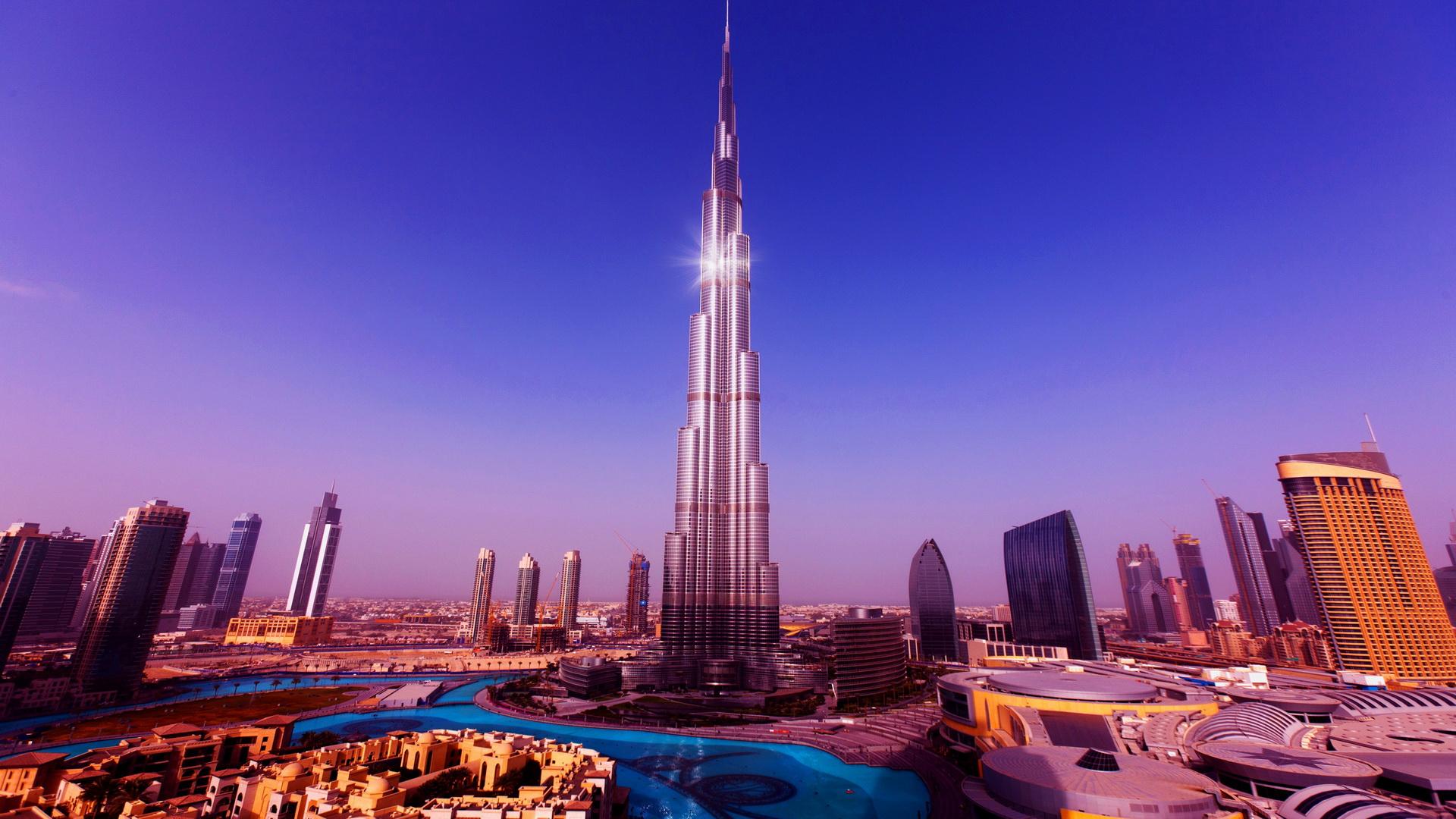 Burj Khalifa High Definition Wallpaper Travel HD Wallpapers 1920x1080