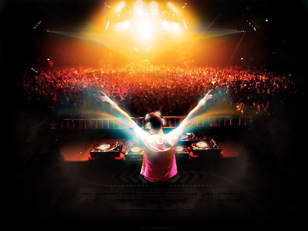 Tiesto Wallpapers HD 1024x768