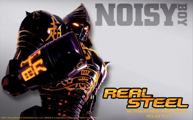 Real Steel   Hugh Jackman Answers Fan Questions Plus Robot Wallpapers 640x400