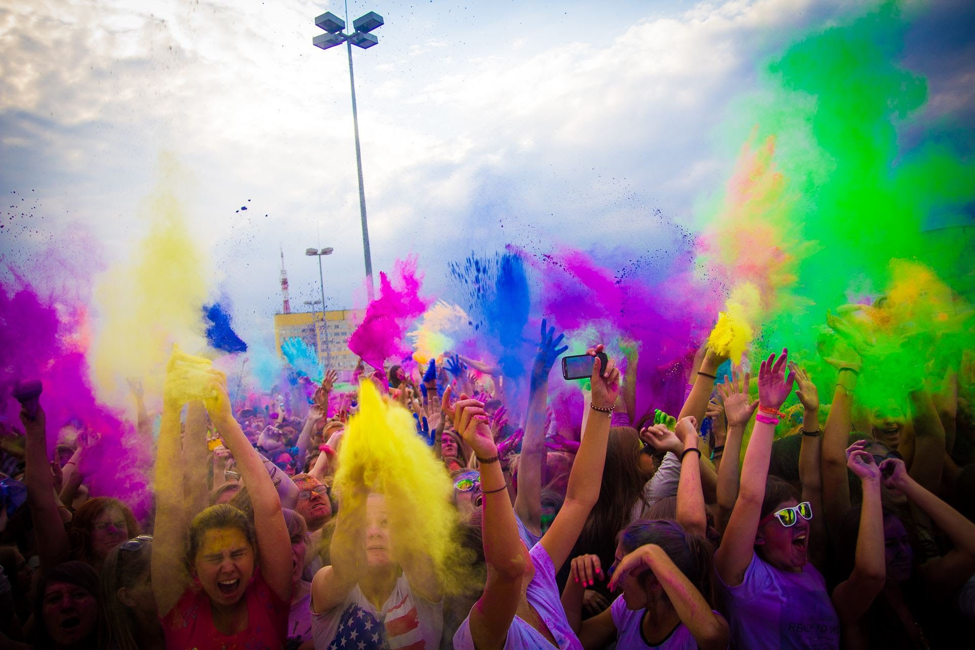 Holi Festival Wallpapers High Quality Download 1920x1280