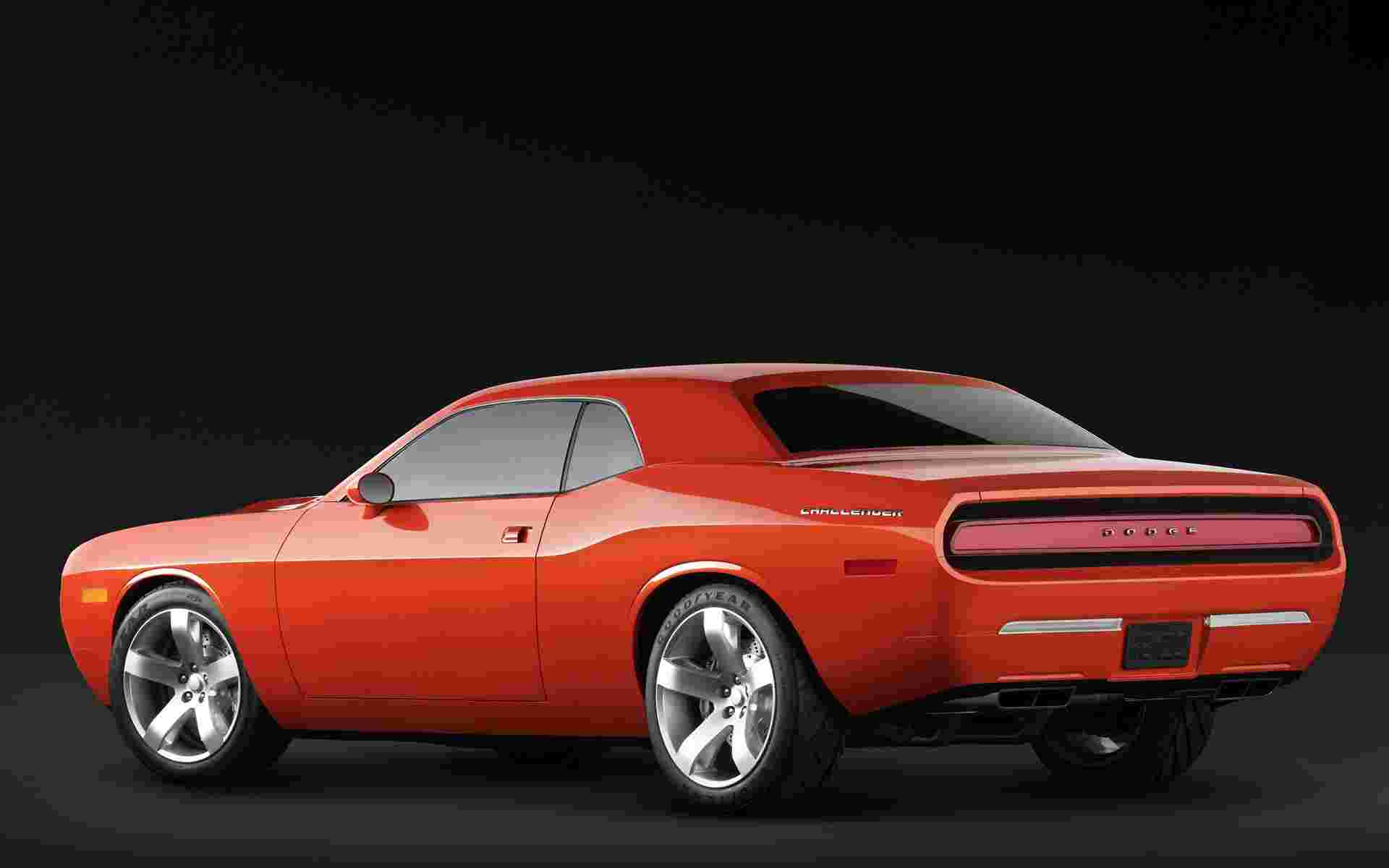 Dodge Challenger Concept widescreen 0030138 wallpaper   Dodge   Auto 1920x1200