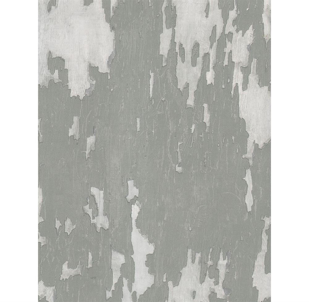 Distressed Plaster Industrial Loft Wallpaper   Grey Permanent 1000x979
