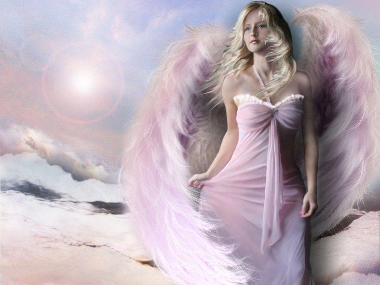 Angel Wallpaper Download Download Wallpaper DaWallpaperz 1280x960