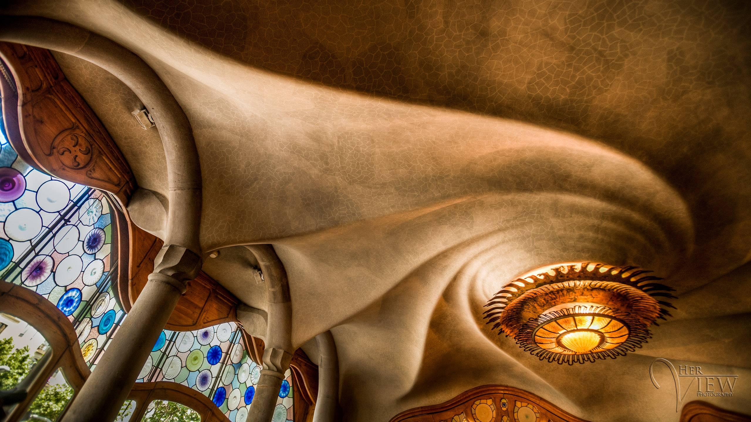 Gaudi Wallpapers 2560x1439