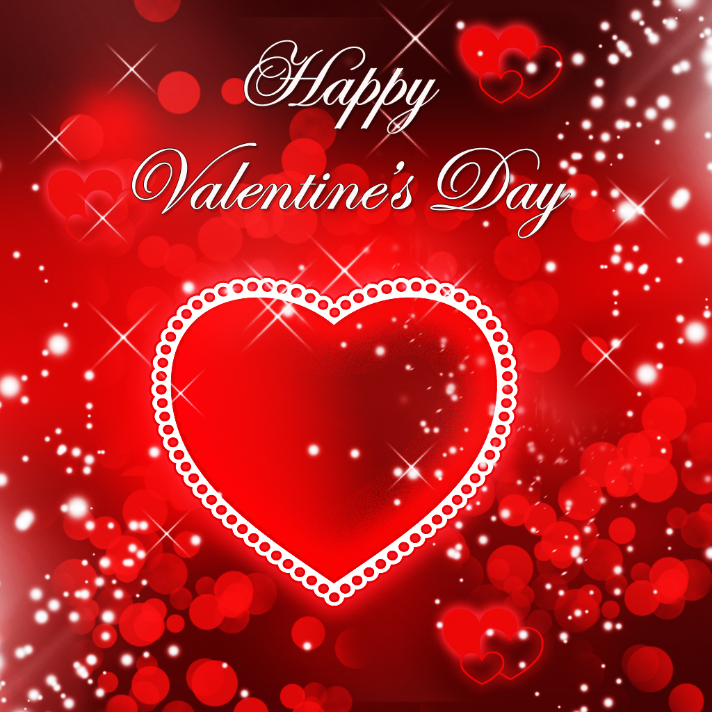 Beautiful Love Valentines Day Wallpaper photos of Happy Valentines 1024x1024