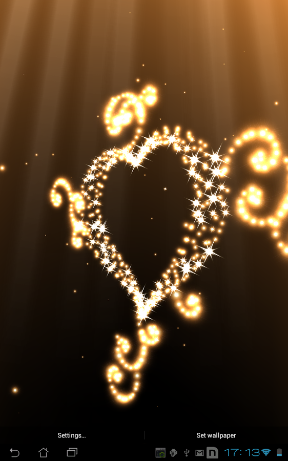 Heart Live Wallpaper lite   Android Apps on Google Play 562x900