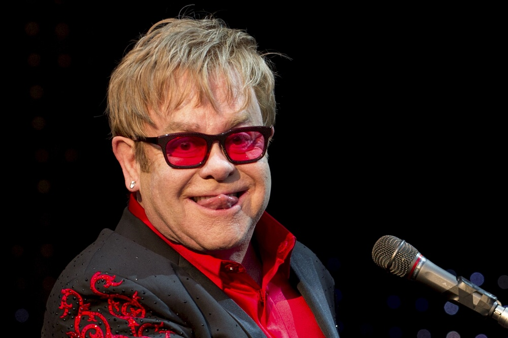 1000x665 Elton John Wallpapers 1000x665