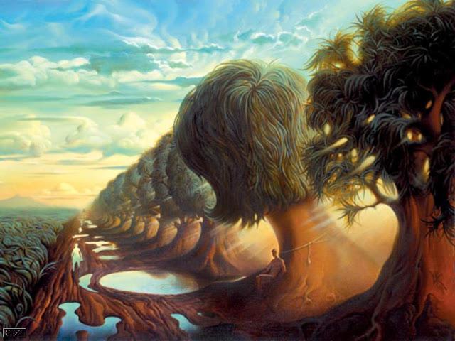 Vladimir Kush Wallpaper Vladimir kush 640x480