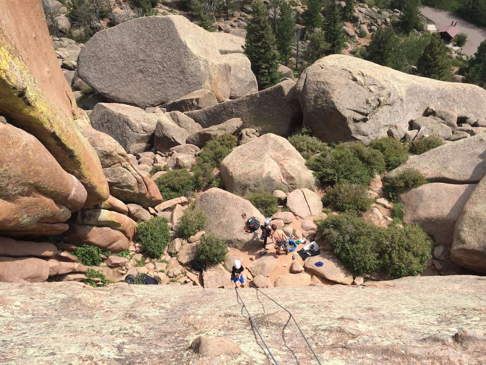 Nebraska to Wyoming Climbing in Vedauwoo Dad vs Wild 1600x1200