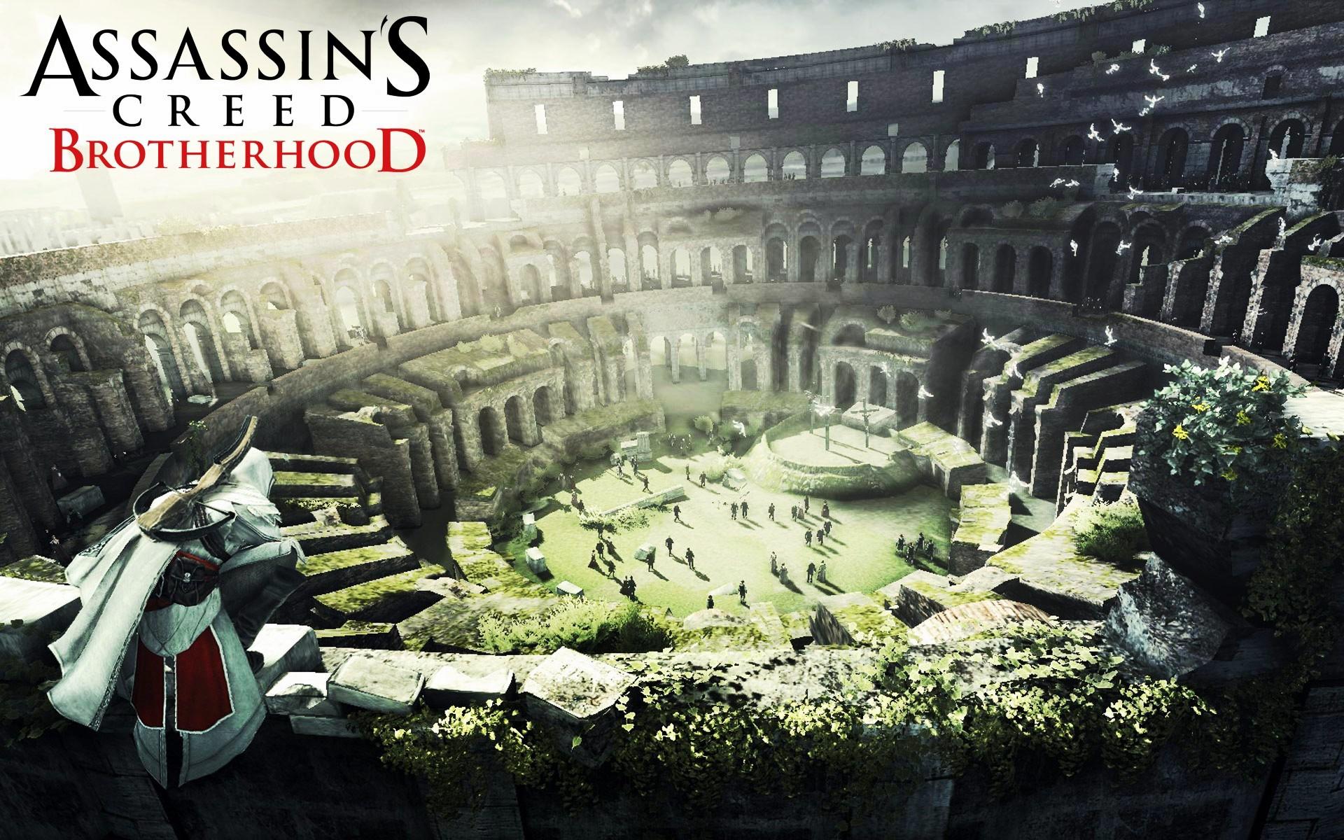 Wallpaper Assassins Creed HD I II Brotherhood y Rvltns   Taringa 1920x1200