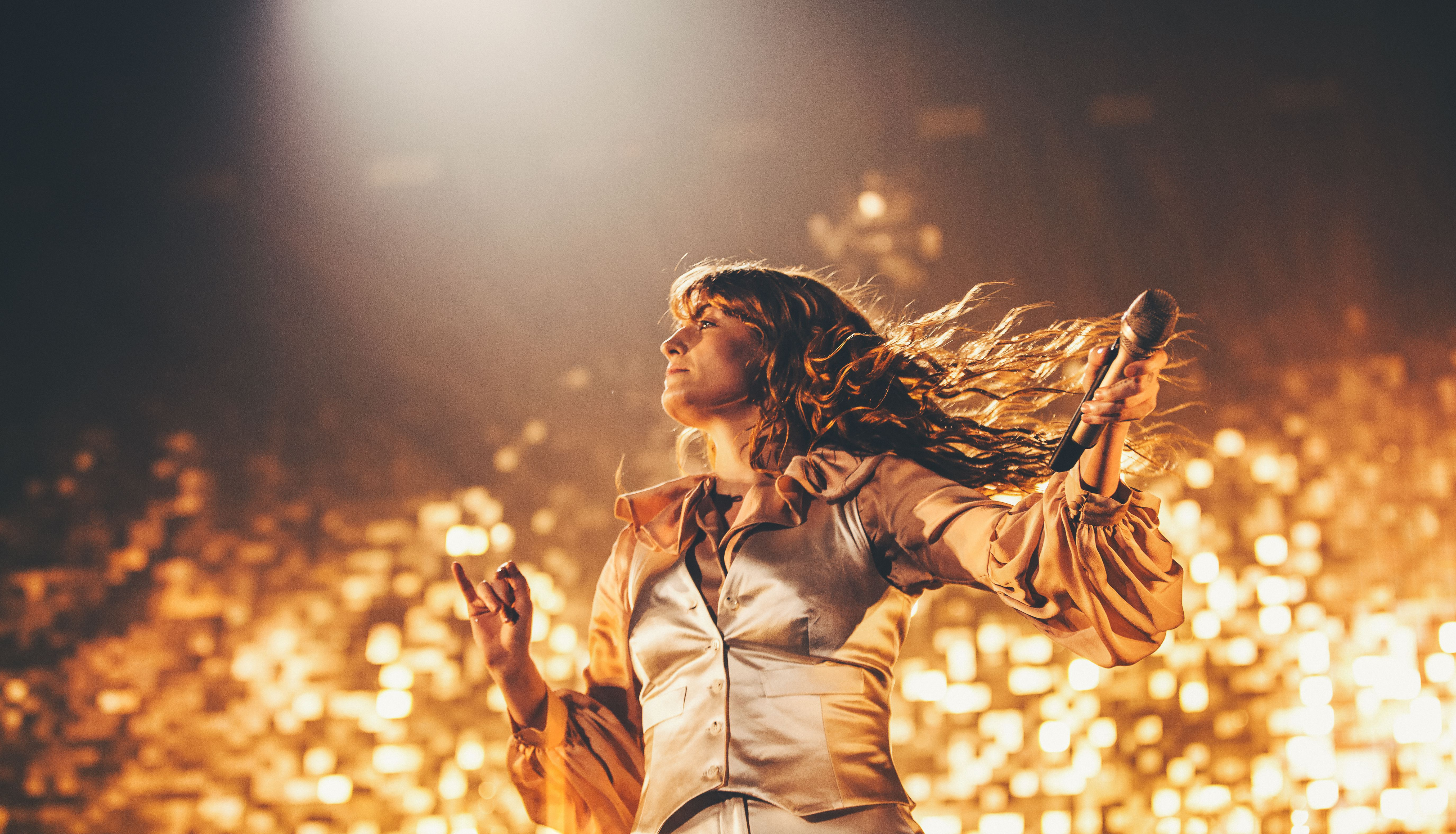 Florence And The Machine Wallpapers Backgrounds 5500x3151